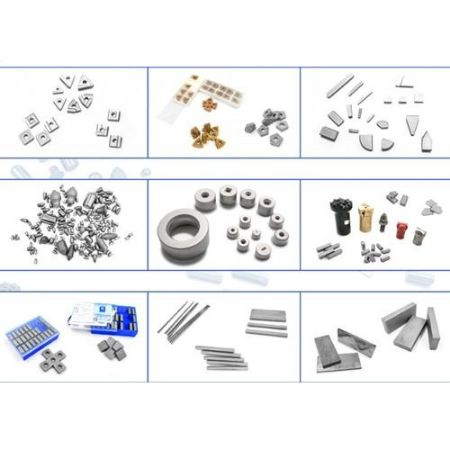 Picture for category Tungsten Carbide