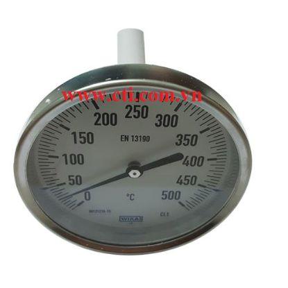 Picture of Đồng hồ đo nhiệt độ WIKA chân sau A52 500°C