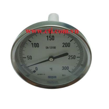 Picture of Đồng hồ đo nhiệt độ WIKA chân sau A52 300°C
