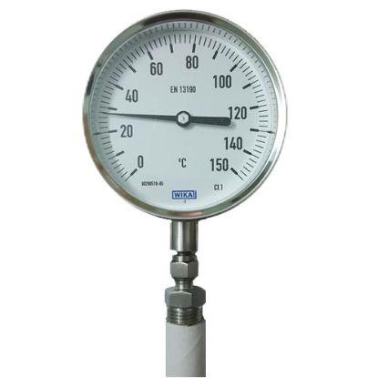 Picture of Đồng hồ đo nhiệt độ WIKA chân đứng R52 150°C