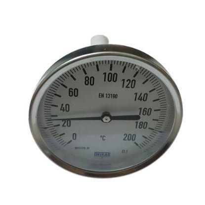 Picture of Đồng hồ đo nhiệt độ WIKA chân sau A52 200°C