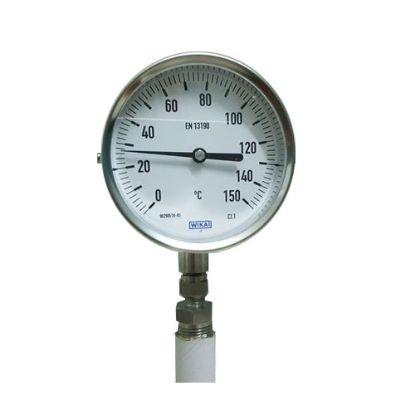 Picture of Đồng hồ đo nhiệt độ WIKA chân đứng R52 300°C