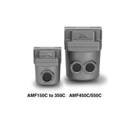 Picture of Bộ lọc khử mùi khí nén SMC AMF150C-AMF250C-AMF350C-AMF450C-AMF550C