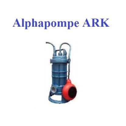 Picture of Bơm chìm cho drainage vortex AlphaPompe DRK-ARK
