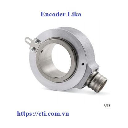 Picture of Encoder LIKA C82-H-1024ZCU440PL10/S509E