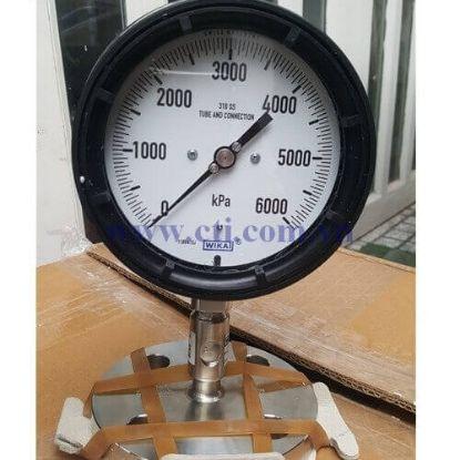 Picture of Đồng hồ áp suất màng WIKA 990.27