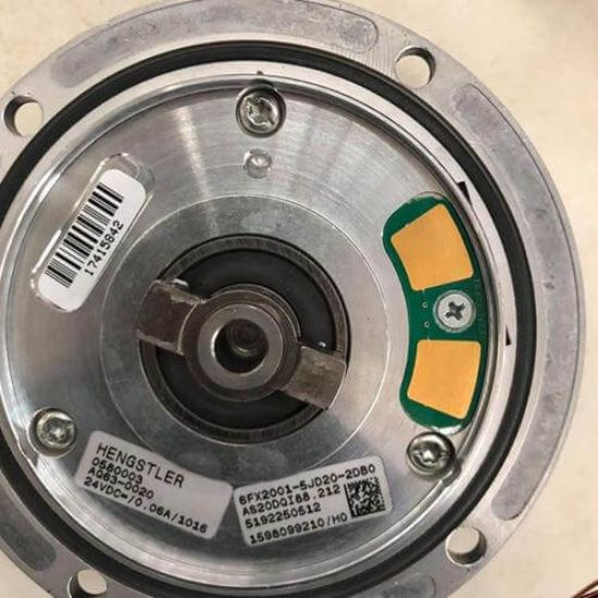 Picture of Encoder Siemens 6FX2001-5JD20-2DB0