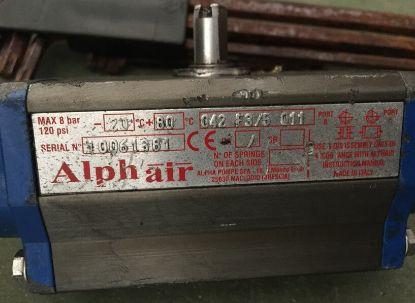 Picture of Xy lanh xoay Alphair AP042 F3/5 DA